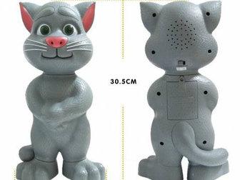 Смотреть foto  Говорящий Кот Том 37884280 в Москве