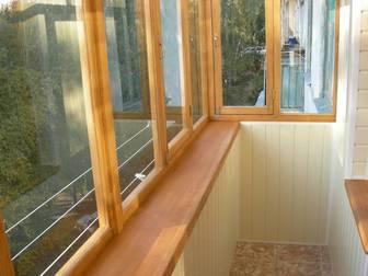 Смотреть изображение  Остекление балконов под ключ, остекление лоджий 39342007 в Москве