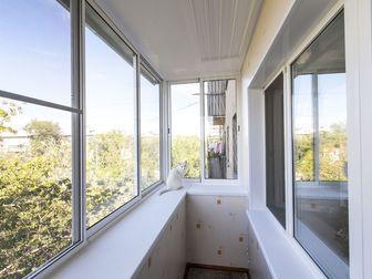 Увидеть фото  Остекление балкона под ключ, Цены на остекление 39342030 в Москве