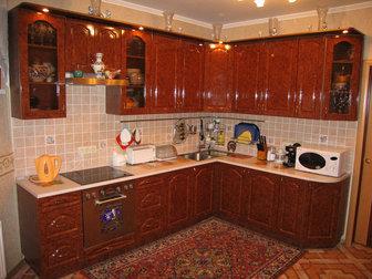 Смотреть фото  Кухни с фасадами из мдф в пленке пвх 39525013 в Москве