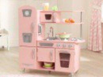 Увидеть фото  Детские игровые кухни 39533331 в Москве