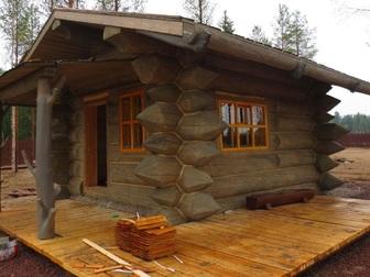 Новое фотографию  Продам срубы бани 39628157 в Архангельске