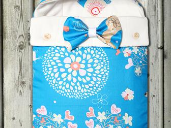 Свежее изображение  Конверты на выписку для новорожденных Futurmama 39647063 в Твери