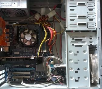 Изображение в   Продается БУ системный блок  процессор Pentium в Новосибирске 12000