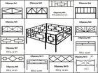 Новое изображение Разное Ограда для могил сварная 33142779 в Куровском