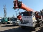Свежее изображение Автокран Автокран вездеход 25 т 31 м 33370976 в Курске