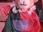 Мишка Тедди Маленький клоун Бим