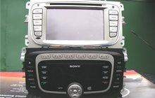 магнитола sony мп3 овал на форд куплю