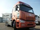 Смотреть фотографию Самосвал Седельный тягач FAW 6х4, 420 л, с, в наличии 44833754 в Кызыле