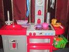 Изображение в Для детей Детские игрушки Продам кухню игральную детскую с кухонными в Лабытнанги 3000