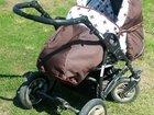 Продам детскую коляску 2 в 1 Wiki Dymex (Польша)
