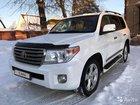 Toyota Land Cruiser 4.5AT, 2014, 135000км