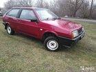 ВАЗ 2108 1.5МТ, 1987, 121000км
