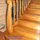 Красивые лестницы для дома, коттеджа, дачи, Москва и Московская область