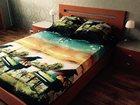Foto в Мебель и интерьер Мебель для спальни Продаем кровать двуспальную размером 220*140 в Липецке 17000