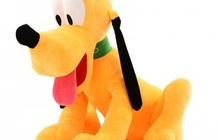 Мягкая игрушка собака Pluto