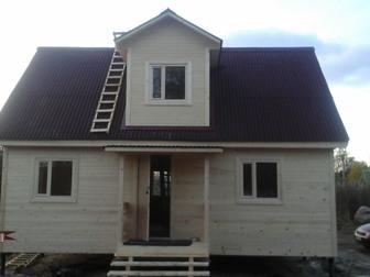 Смотреть фотографию  Строительство домов и бань по низким ценам 34537301 в Рязани