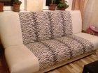 Фотография в   диван в хорошим состоянии светло-серый срочно в Москве 8500