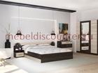 Скачать фото Мебель для спальни Спальный гарнитур полной комплектации 35105128 в Люберцы