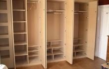 Шкаф купе, гардеробная, кладовая по индивидуальному проекту