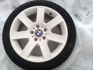 Продам колеса на бмв Продаю колеса в сборе на бмв. Цена за 4 колеса 20000тыс руб