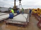 Скачать бесплатно фотографию Строительные материалы Линия по производству дорожных и аэродромных плит 38242644 в Магадане