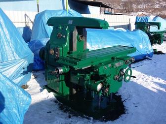 Свежее foto Металлорежущие станки Продам Фрезерные станки 6М12П, 6М83, 6н11, 675, Владивосток 24709878 в Магадане