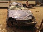 Фотография в Авто Аварийные авто Продам авто на запчасти. Машина перевернулась. в Магнитогорске 90000