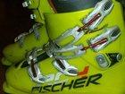 Фото в Спорт  Спортивный инвентарь Продам горнолыжные ботинки фирмы Fischer в Магнитогорске 4000