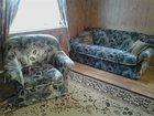 Фото в Мебель и интерьер Мебель для гостиной продам диван+кресло, б/у в Магнитогорске 3000