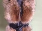 Увидеть изображение  Продам жилет из енота 34032932 в Магнитогорске