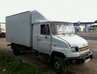 Грузоперевозки 3, 5 тонн Фургон *3. 7*2. 2*2. 0* загрузка задняя. По городу 500