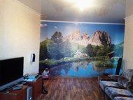 Продам загородную 3-х комнатную отличную квартиру в Карагайском бору, 4 этаж, 60
