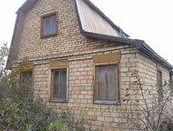Продам сад Сад в «Метизнике». Участок 6 соток, кирпичный садовый домик, хозблок,