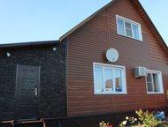 Продам дом 2-этажный дом 160 м (экспериментальные материалы) на участке 6 сот. ,