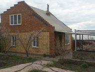продам садовый участок с домом Отличный садовый участок с капитальным теплым дву