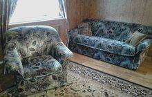 продам диван+кресло