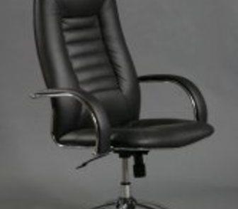 Фотография в Мебель и интерьер Столы, кресла, стулья Компьютерное кресло ПИЛОТ-У-2.   Экокожа-4900 в Магнитогорске 4400