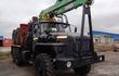 Лесовоз на усиленном шасси Урал 55571-1112-60М,
