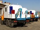 Фото в Грузовики Грузопассажирский фургон Предлагаем ремонтные машины АНРВ. Любые шасси в Миассе 0