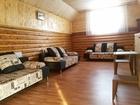 Фото в Снять жилье Аренда коттеджей На территории мини-гостиницы Тургояк сдаётся в Миассе 10000