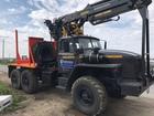 Увидеть фото  Лесовозы Урал 55571, от завода изготовителя 2018 г, в, от завода изготовителя 67729635 в Хабаровске