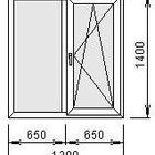 Пластиковые окна и двери в наличии и под заказ от производителя