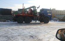Заводские лесовозы Камаз 43118, Е-4 без пробега 2015 г, в, с манипулятором Атлант С-90 Лизинг