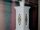 Свежее фотографию  Подставка-колонна для цветов 65382248 в Минске