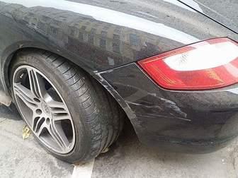 Просмотреть фото Аварийные авто Porcshe Cayman 34959673 в Москве