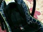 Автомобильное кресло-люлька до 12 мес