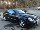 Уникальное фотографию Разное Продажа Mercedes-Benz E-klasse III (W211) 220 2, 2d AT (150 л, с,) 33108947 в Москве
