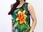 Новое фото Женская одежда Стильные женские майки оптом 35479542 в Москве