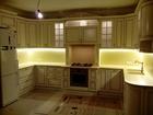 Скачать бесплатно foto Кухонная мебель Кухни, шкафы-купе, корпусная мебель на заказ по Москве, МО и всей России 35864024 в Москве